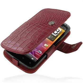 HTC Sensation Sensation 4G Sensation XE PDair Leather Case GRHTS4B41 Punainen