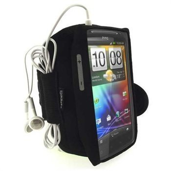 HTC Sensation Sensation 4G Sensation XE iGadgitz Waterproof Armband Black