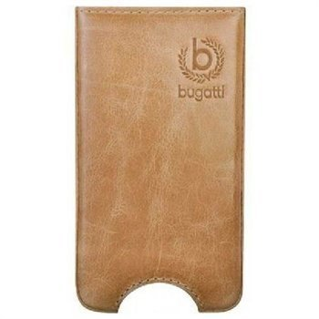 HTC Titan Bugatti Basic Plus Case 07861 Light Brown