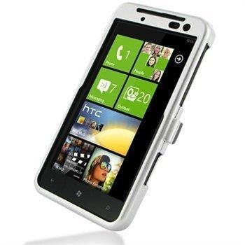 HTC Titan Metal Case Hopeinen