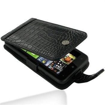 HTC Titan PDair Leather Case GBHTTAF41 Musta