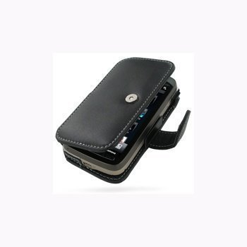 HTC Touch Pro 2 PDair Leather Case 3BHTM2B41 Musta