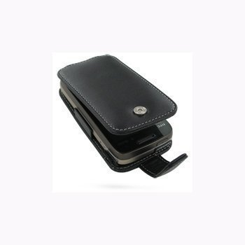 HTC Touch Pro 2 PDair Leather Case 3BHTM2F41 Musta