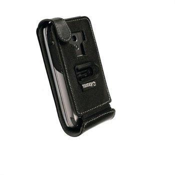 HTC Touch Pro2 Krusell Orbit Flexi Nahkakotelo Musta