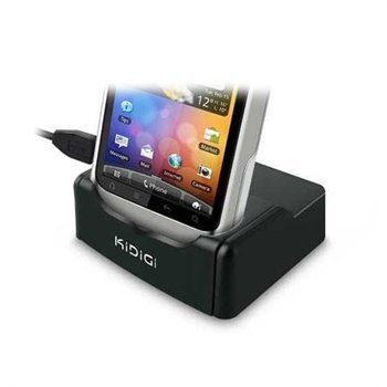 HTC Wildfire S KiDiGi USB Desktop Charger