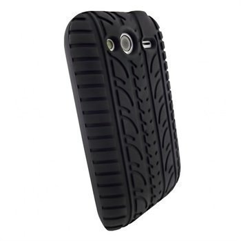 HTC Wildfire S iGadgitz Silicone Case Black