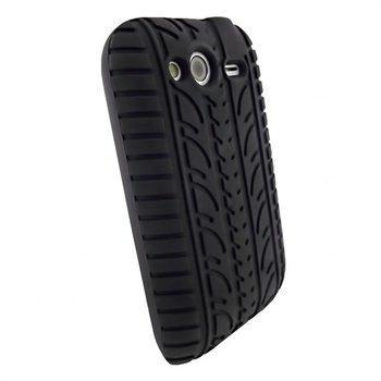 HTC Wildfire S iGadgitz Silicone Case Black