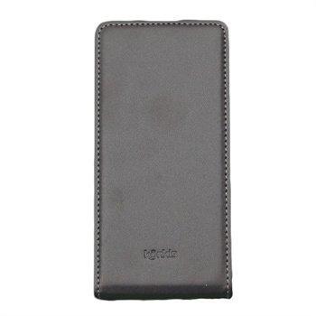 HTC Windows Phone 8X Konkis-Läppäkotelo Musta