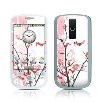HTC myTouch 3G Pink Tranquility Skin