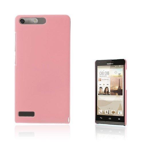 Hansen Pinkkiki Huawei Ascend G6 Suojakuori