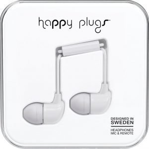 Happy Plugs In-Ear Cerise