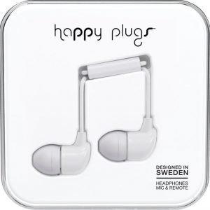 Happy Plugs In-Ear Pink Gold