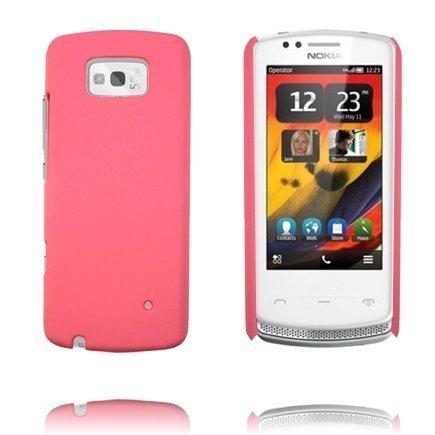 Hard Case Pinkki Nokia 700 Suojakuori