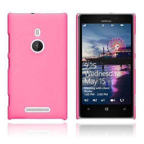 Hard Case Pinkki Nokia Lumia 925 Suojakuori