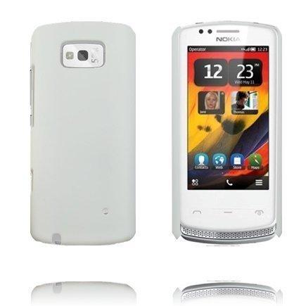 Hard Case Valkoinen Nokia 700 Suojakuori