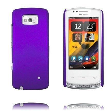 Hard Case Violetti Nokia 700 Suojakuori
