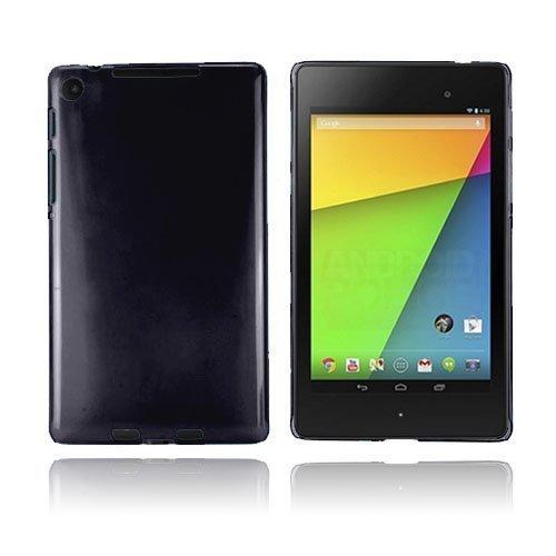 Hard Shell Musta Google Nexus 7 Ii Suojakuori