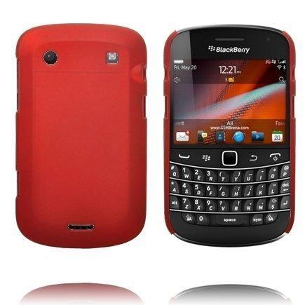 Hard Shell Punainen Blackberry Bold 9900 / 9930 Suojakuori