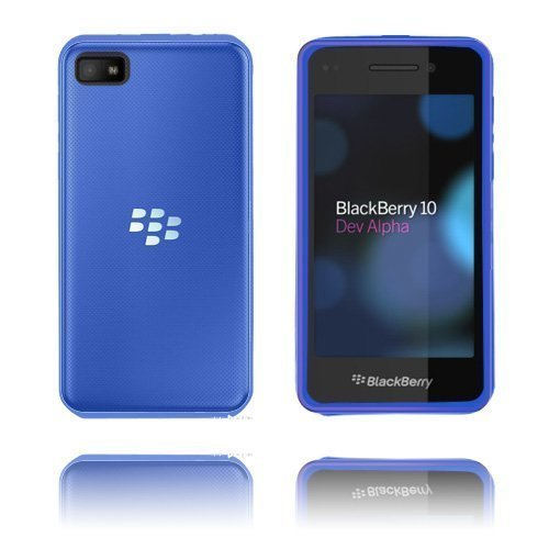 Hard Shell Sininen Blackberry Z10 Suojakuori
