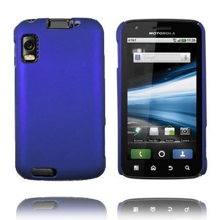 Hard Shell Sininen Motorola Atrix 4g Suojakuori