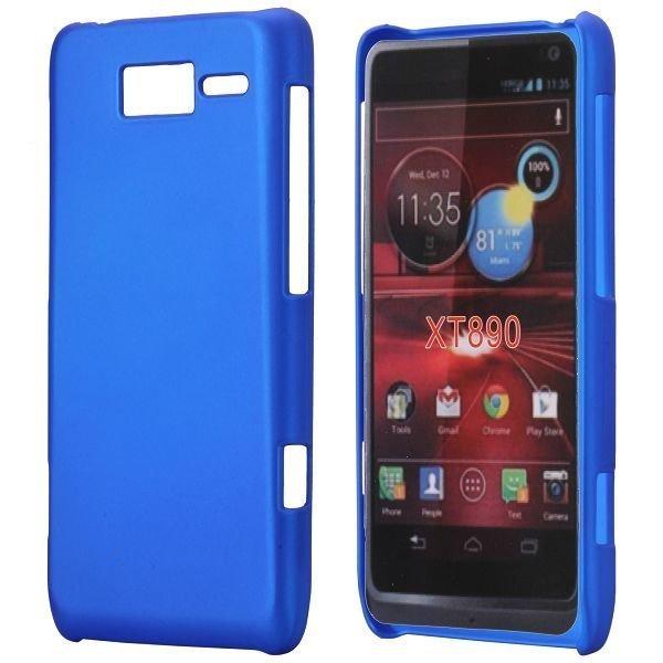 Hard Shell Sininen Motorola Razr I Suojakuori