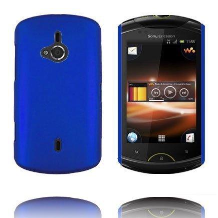 Hard Shell Sininen Sony Ericsson Live Suojakuori
