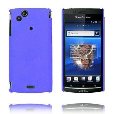 Hard Shell Sininen Sony Ericsson Xperia Arc Suojakuori