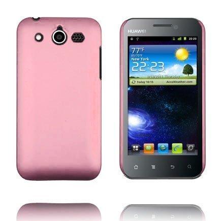 Hard Shell Vaaleanpunainen Huawei Honor Suojakuori