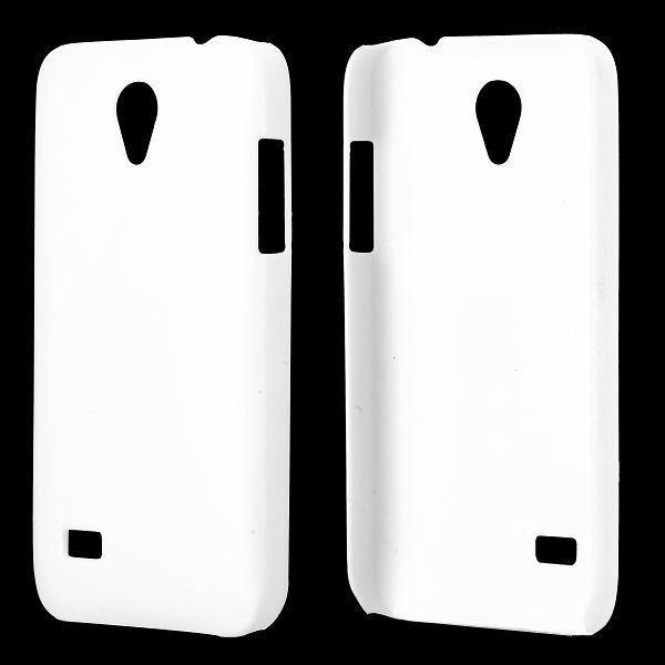 Hard Shell Valkoinen Huawei Ascend G330d Suojakuori