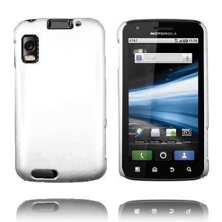 Hard Shell Valkoinen Motorola Atrix 4g Suojakuori