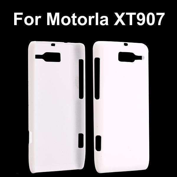Hard Shell Valkoinen Motorola Droid Razr M Suojakuori