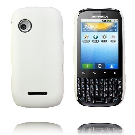 Hard Shell Valkoinen Motorola Fire Suojakuori