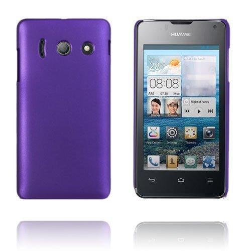 Hard Shell Violetti Huawei Ascend Y300 Suojakuori