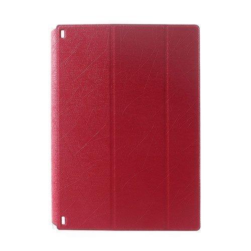 Hazel Lines Lenovo Yoga Tablet 2 10.1 Nahkakotelo Punainen