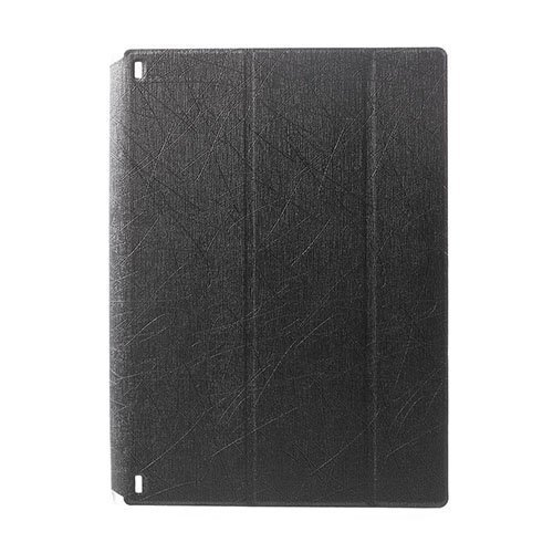 Hazel Lines Lenovo Yoga Tablet 2 8.0 Nahkakotelo Harmaa