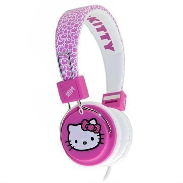 Hello Kitty Fuzzy Bow Kuulokkeet