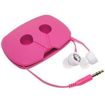 Hello Kitty In-Ear Kuulokkeet Pinkki