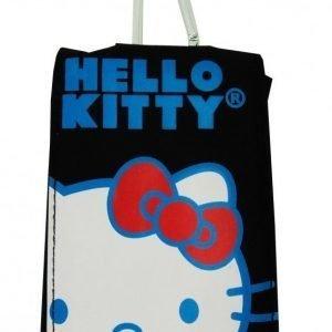 Hello Kitty Kännykkäpussi Musta