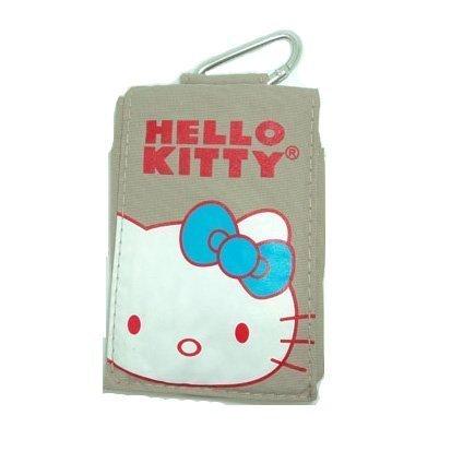 Hello Kitty Kännykkäpussi Ruskea Sininen