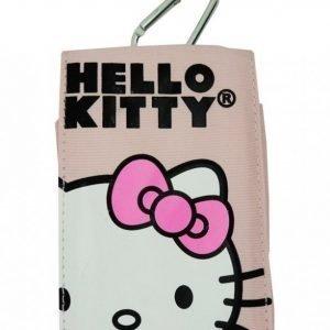 Hello Kitty Kännykkäpussi Vaaleanpunainen