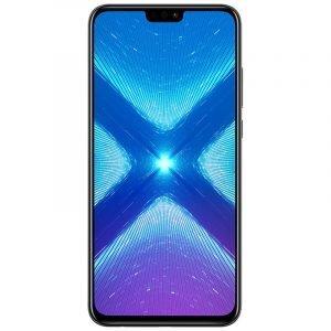 Honor 8x 64 Gt Musta Dual Sim Puhelin