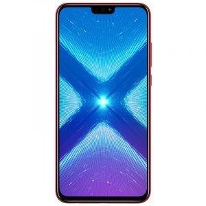 Honor 8x 64 Gt Punainen Dual Sim Puhelin