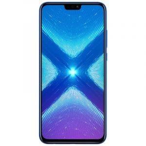 Honor 8x 64 Gt Sininen Dual Sim Puhelin