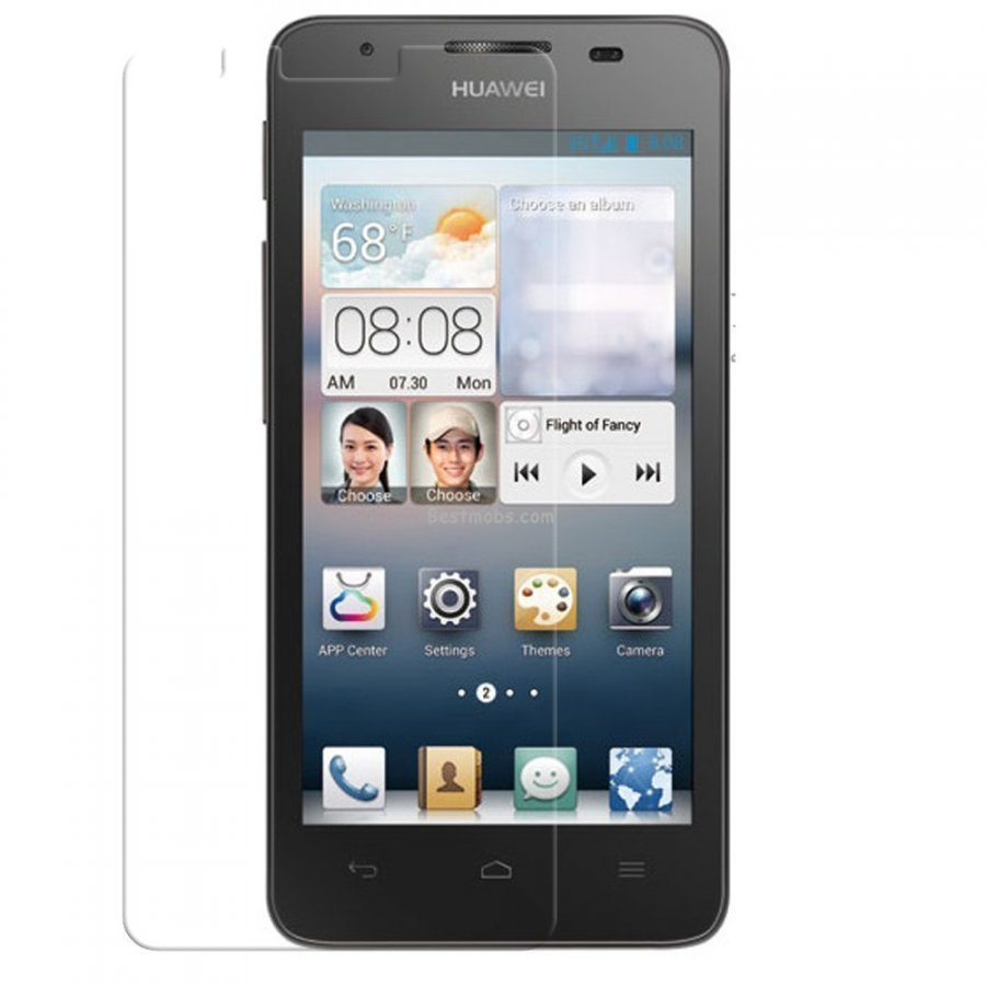 Huawei Ascend G510 Näytön Suojakalvo Peili