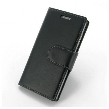 Huawei Ascend G6 PDair Leather Case P3BHWAGB41 Musta