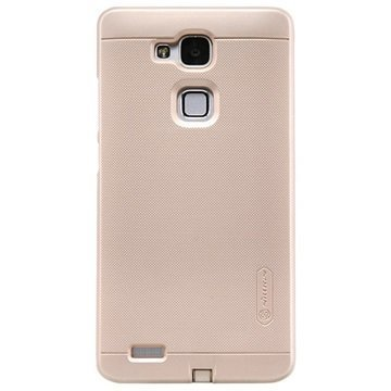 Huawei Ascend Mate7 Nillkin Magic Langaton Latauskotelo Kulta