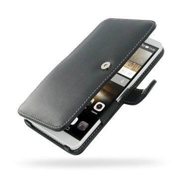 Huawei Ascend Mate7 PDair Leather Case 3BHWM7BX1 Musta