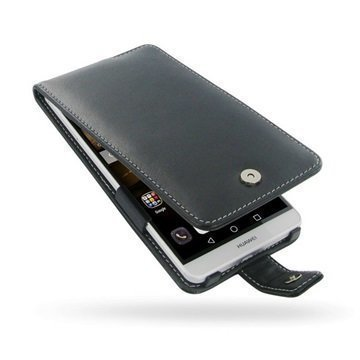Huawei Ascend Mate7 PDair Leather Case 3BHWM7FX1 Musta