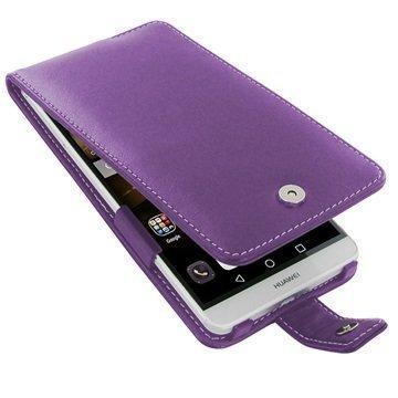 Huawei Ascend Mate7 PDair Leather Case 3LHWM7FX1 Violetti