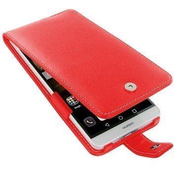 Huawei Ascend Mate7 PDair Leather Case 3RHWM7FX1 Punainen